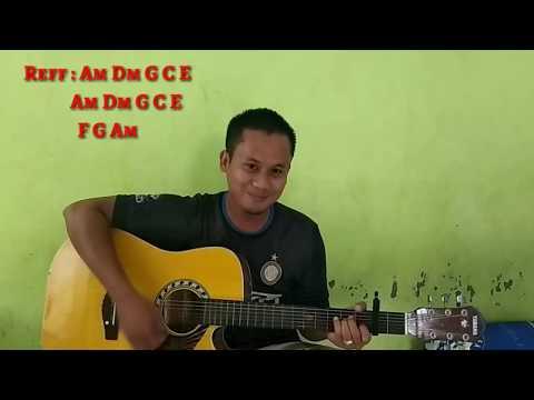 Chord/kunci Gitar Ikhlas Ku Mencintaimu Ikhlas Ku Kehilanganmu(cinta Dalam Doa)