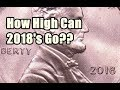 How Much Could You Sell High Grade 2018 Lincoln Cents For? - TOP GRADES ARE VERY RARE!!
