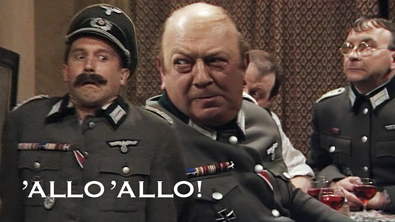 'Allo 'Allo! – S2 Ep2 – The Wooing of Widow Artois