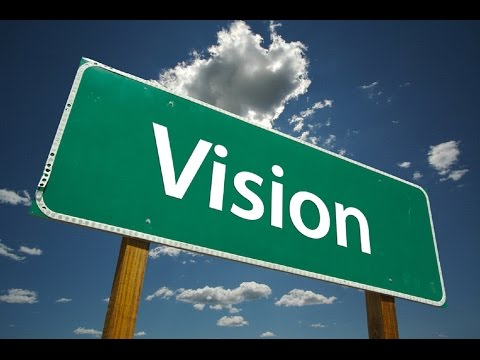 Enlarge Your Vision - Vision #1