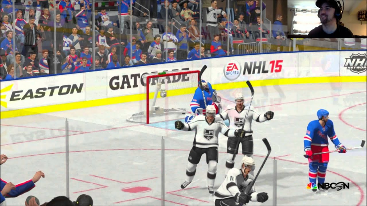 how to play nhl 15 ps4