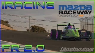 iRacing // Formula Renault 2.0 Hotlap // Laguna Seca (1:17.085)