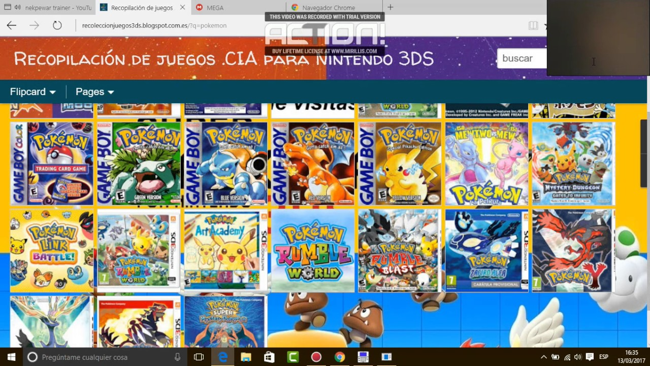 Tutorial De De Descargar Juegos Gratis En En La 3ds Youtube
