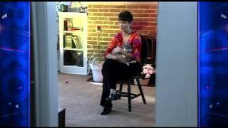 Potty / Toilet Training a Cat Part 2