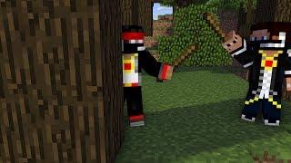 Палки, мобы, 2 чуба  [Прохождение карты] - MineCraft