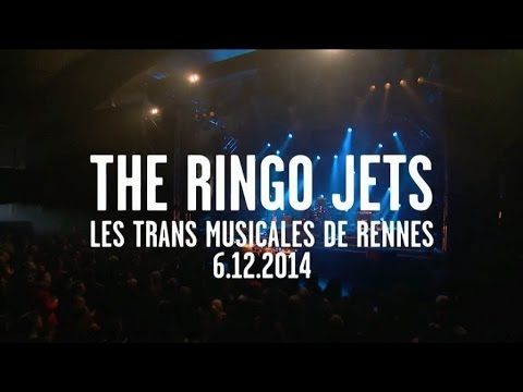 The Ringo Jets - LIVE at TransMusicales de Rennes 06.12.2014