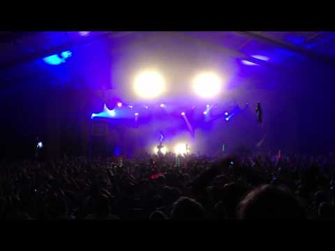 Major Lazer - Pon De Floor / Turn Up The Bass | Bonnaroo 2012