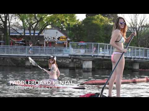 Austin Paddle Shack - Paddleboard and Kayak Rentals and Tours of Austin Texas Lady Bird Lake