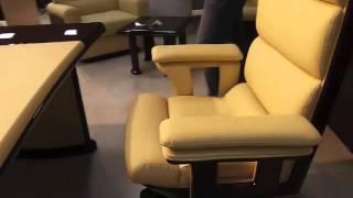 видео Комплект мебели для кабинета руководителя DAO Premium