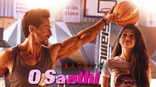 O Saathi Atif Aslam Baaghi 2  New Beautiful Status || Love Whatsapp Status 30 Sec || #Thisisawesome
