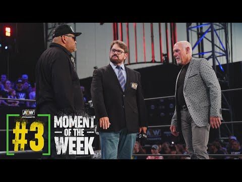 What Happened When Konnan & Tully Blanchard Came Face to Face   AEW Saturday Night Dynamite, 6/26/21
