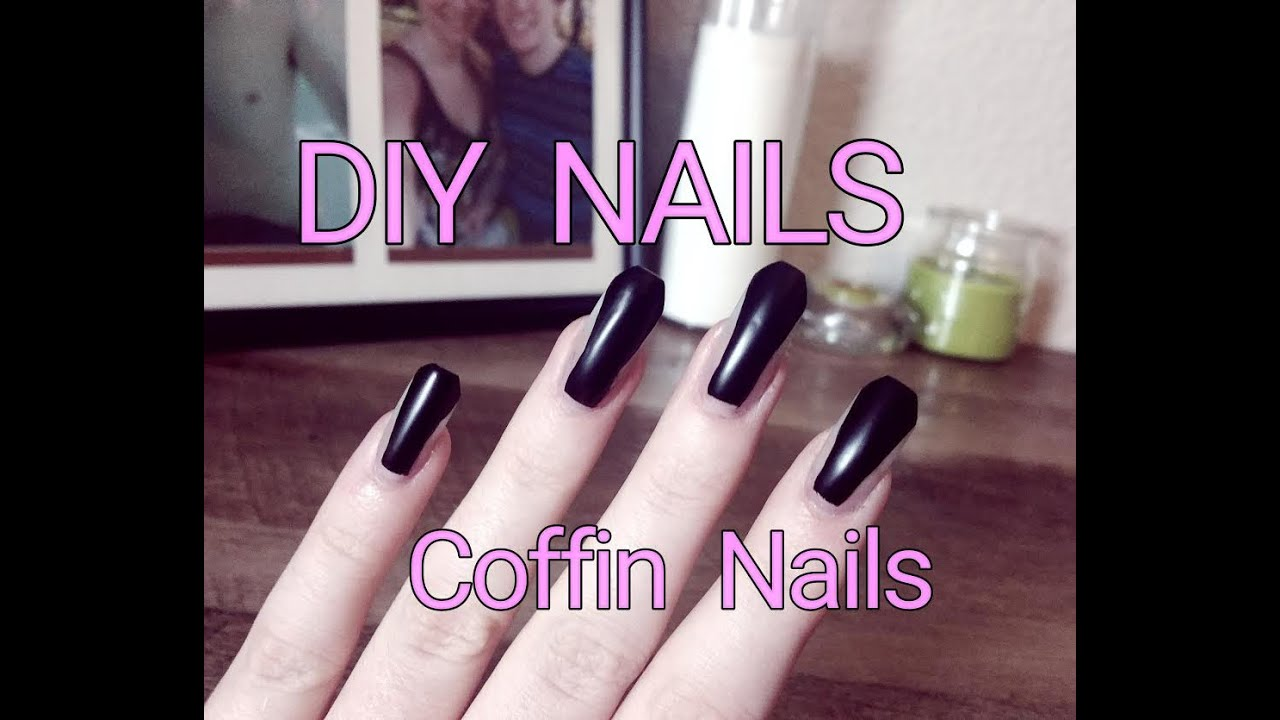 Acrylic Nails Coffin | Best Nail Designs 2018