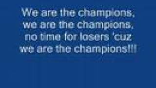 We Are The Champions - Queen + Lyrics VIEWS PLEASE