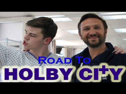 Road to Holby City!