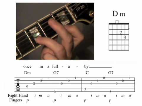 Part 15 Somewhere Over The Rainbow Guitar Chords Lesson Youtube