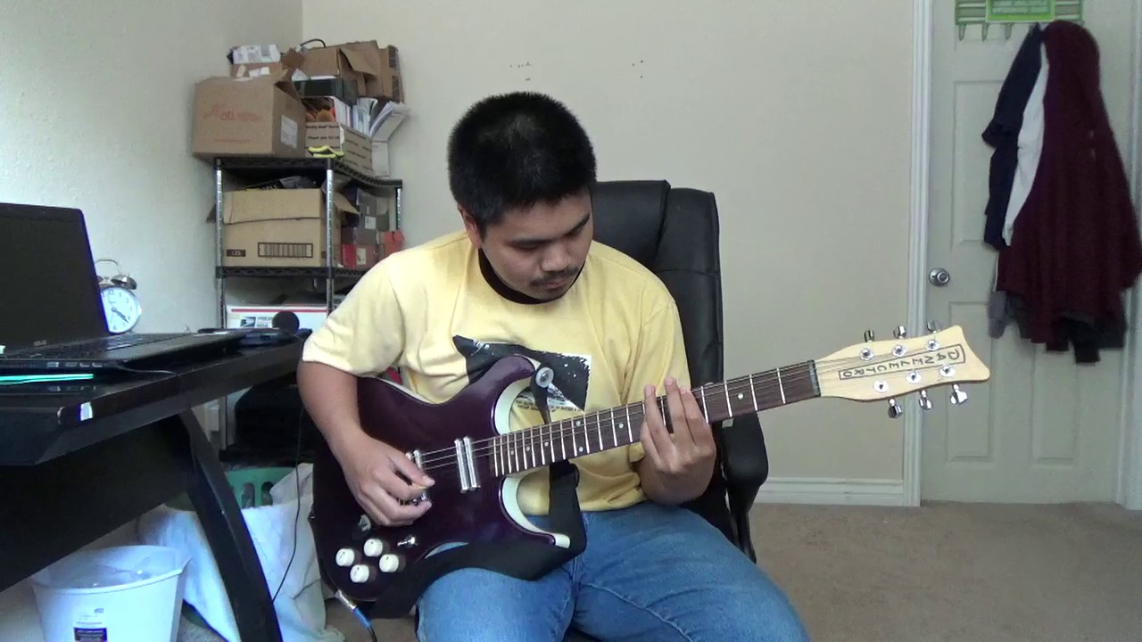 guitar solo in 432 hz tuning youtube. Black Bedroom Furniture Sets. Home Design Ideas