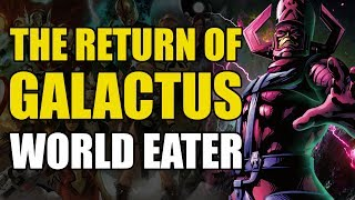 The Return of Galactus: World Eater (Marvel Now 2.0 Ultimates 2 Vol 1: Troubleshooters) thumbnail