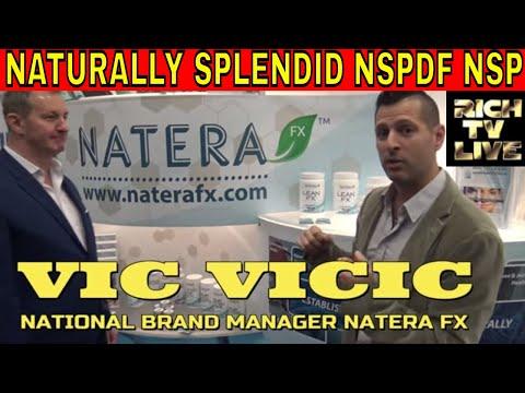 Stocks to watch: NATURALLY SPLENDID (OTCQB: NSPDF) (TSXV: NSP) Brand NATERA FX
