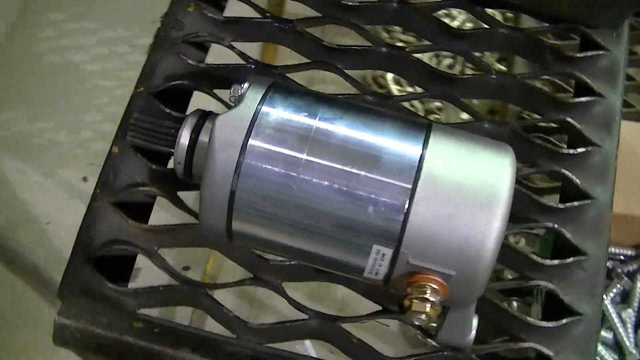 medium resolution of 2002 polaris ranger 500 starter replacement