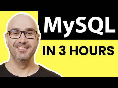MySQL Tutorial for Beginners [Full Course]