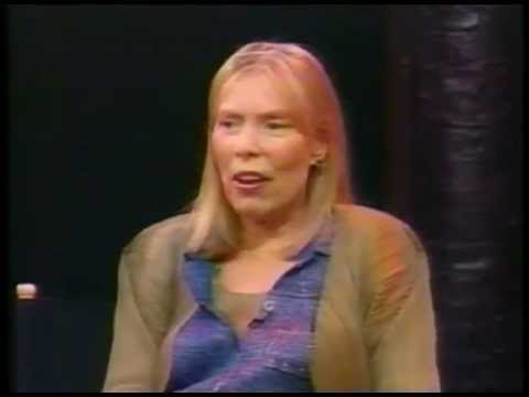 Joni Mitchell on John Lennon