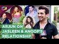 Arjun Bijlani Talks About Anoop & Jasleen Relationship | Supports Karanvir | Bigg Boss 12