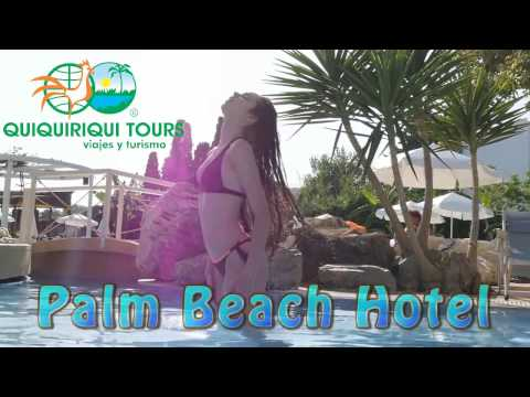 Isla Margarita / Palm Beach Hotel con Quiquiriqui Tours