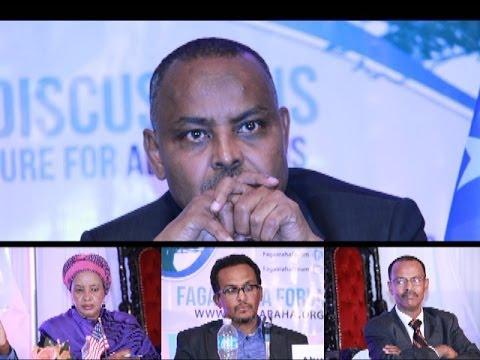 FAGAARAHA 12TH SOMALIA DOORASHO MAKA DHICI KARTAA  2016