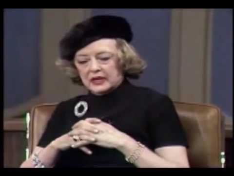 Bette Davis talks about Judy Garland and the pressures of Hollywood