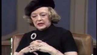 Bette Davis talks about Judy Garland