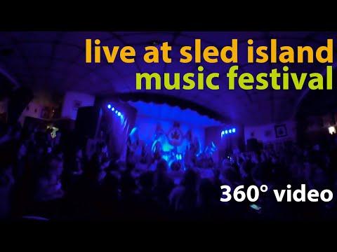 360° Views of Calgary's Music Scene at Sled Island