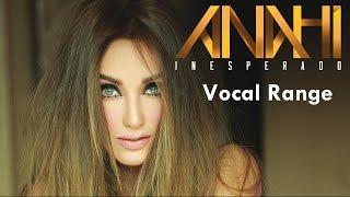 Baixar ANAHÍ - VOCAL RANGE: INESPERADO (E♭3-F♯6)