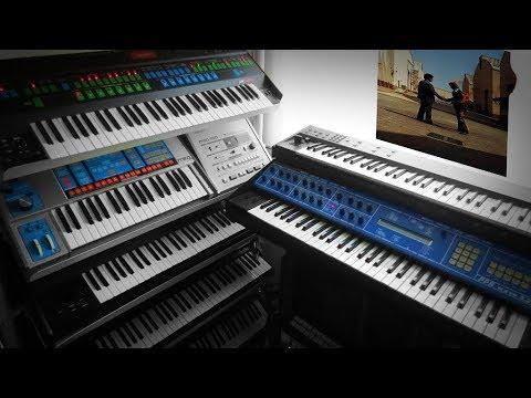 Pink Floyd Shine On Your Crazy Diamond Intro String Pad Sound