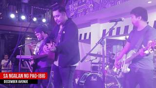 December Avenue - Sa Ngalan Ng Pag-Ibig | Hungry District