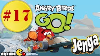 Angry Birds Go! Unlock Jenga - Gameplay Walkthrough Part 17