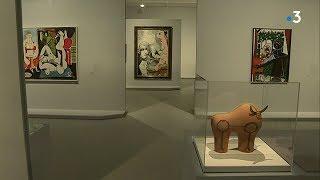 Montpellier : exposition picasso au musée fabre tout l'été