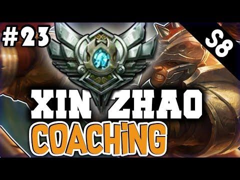 SILVER XIN ZHAO COACHING + Analysis   KingStix   League of Legends thumbnail