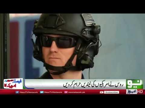 Russian Hacker Hacked American Voting System   Neo News Pakistan