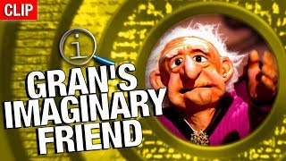 QI - Imaginary Friends