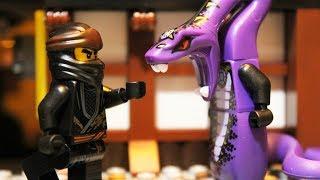 LEGO Ninjago An Unnatural Legacy - Episode 2:  Descending Mayhem Part 2