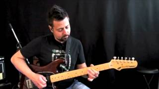 Triads Essentials - #2 Stacking Form - Guitar Lesson - Joe Pinnavaia