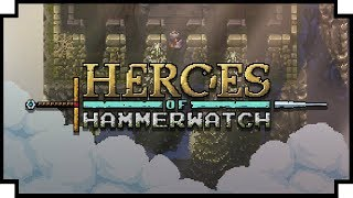 Что это за биты =)Heroes of Hammerwatch -1-