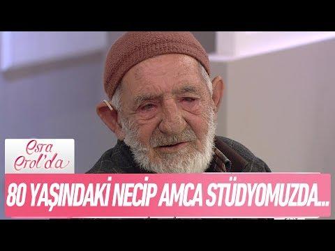 80 Yaşındaki Necip Amca stüdyomuzda - Esra Erol'da 5 Ekim 2018