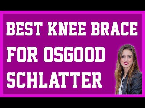 df4aa297bd Best Knee Brace For Osgood Schlatter | Patella Tendon Strap | Brace Osgood  - YouTube