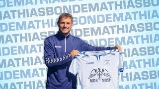 Ny spiller: Mathias Bonde | Kolding IF Fodbold