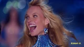 MOVES LIKE JAGGER, Maroon 5 ft. Christina Aguilera   VICTORIAS SECRET (HD audio original)