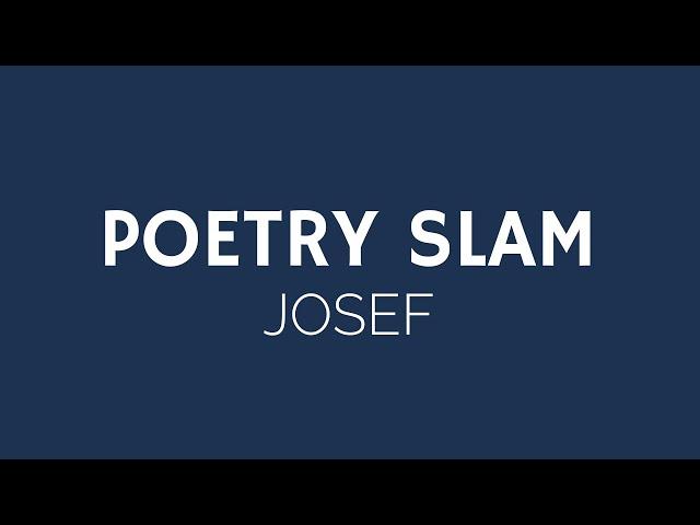 Poetry Slam zum Leben von Josef | ELIM KIRCHE GEESTHACHT | HD