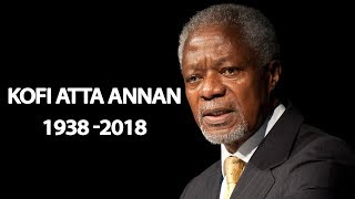 Kofi Annan Funeral Live Stream - Africa Bid Farewell to One of Its Greatest Warriors