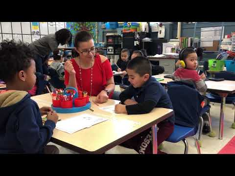 Dual-language Learning Program At Spaziano Elementary School