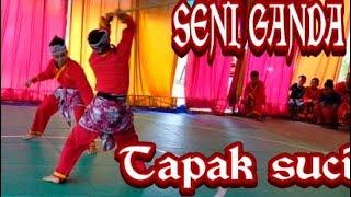 Cover images SENI GANDA TAPAK SUCI